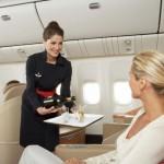 Обслуживание пассажиров на борту воздушного судна