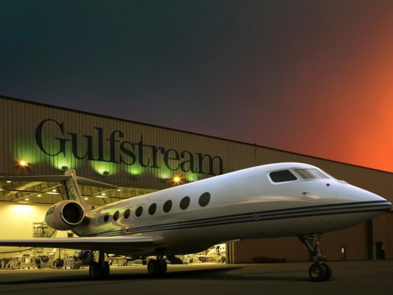 Современные бизнес-джеты Gulfstream