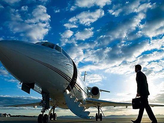 Аренда бизнес-самолета и ее преимущества