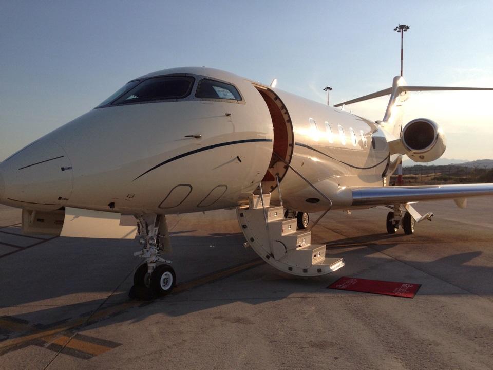 Как арендовать самолет?