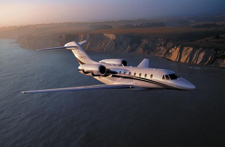 Как арендовать самый быстрый частный самолет?